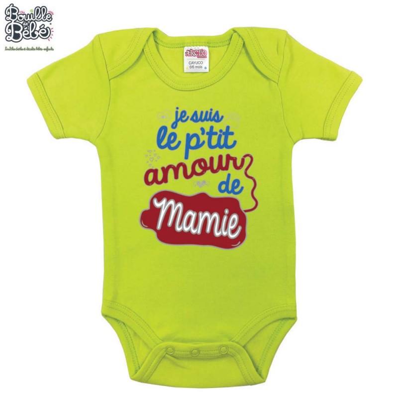 Body je suis le p tit amour de Mamie !! 115bdc196aa